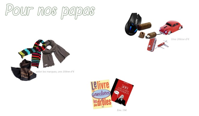 POUR NOS PAPAS